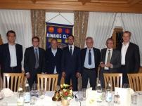 Ämterübergabe Kiwanis Club Bruneck