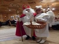 Nikolausfeier des Kiwanis Club Bruneck